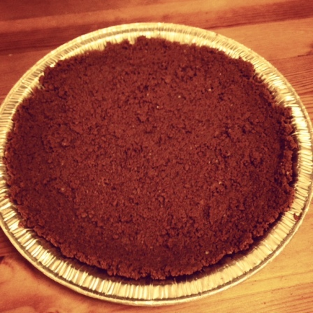 Vegan No Bake Chocolate Tart Crust | Kalelovesquinoa